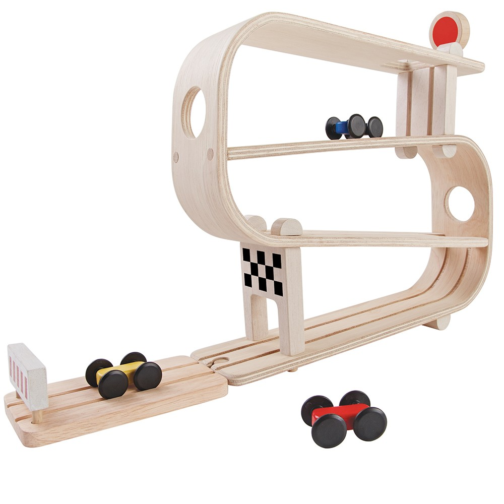 Wooden Toy Plans Catalog : Plan toys ramp racer