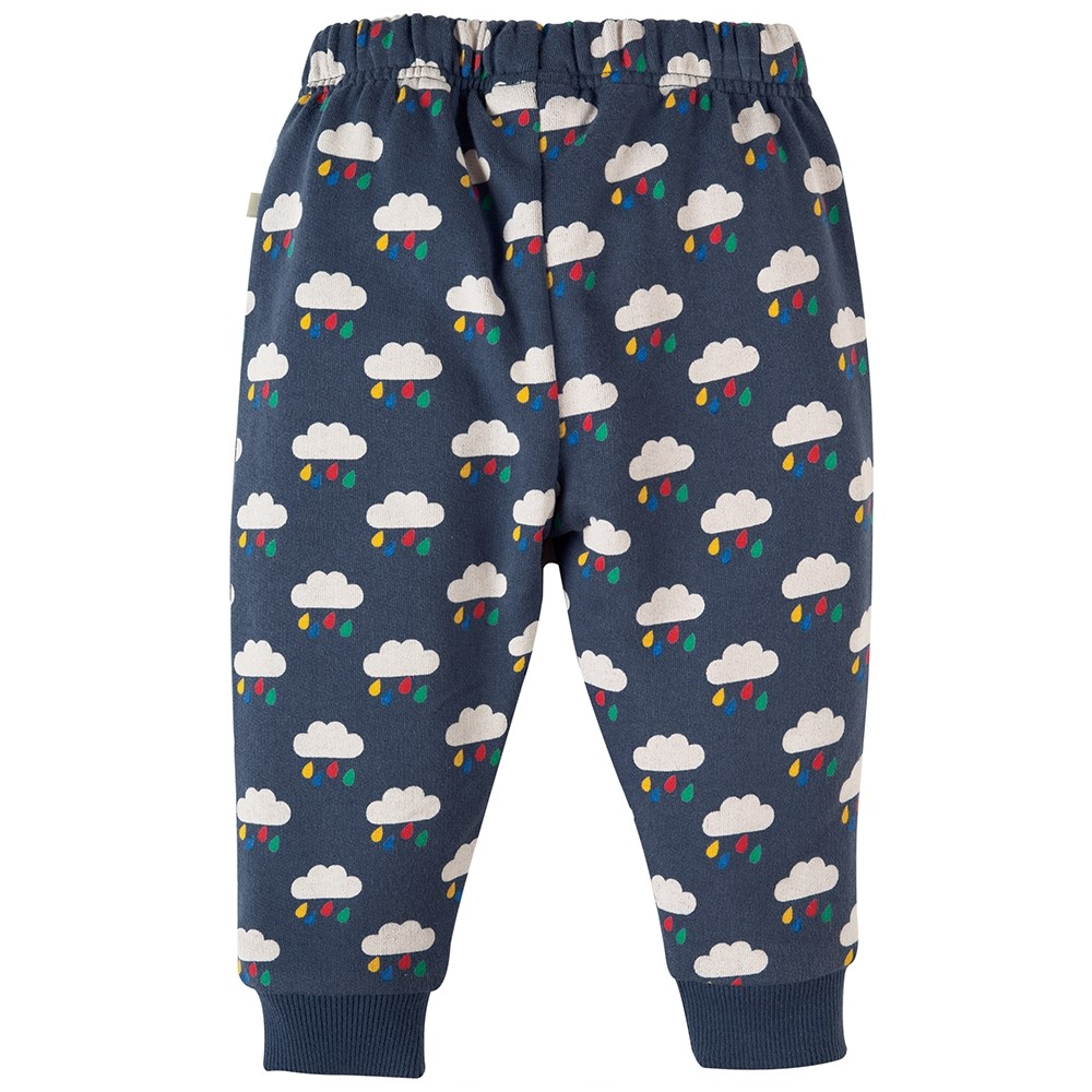 Frugi Rain Clouds Snuggle Crawlers