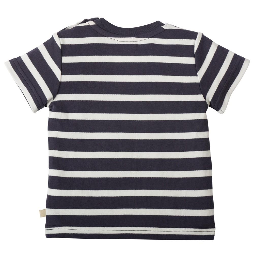 Frugi Van Little Fal Applique T Shirt