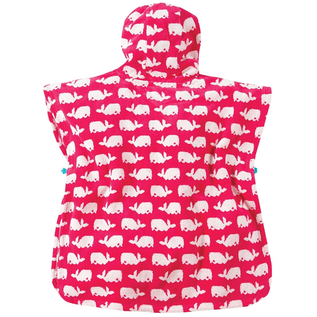 fc46ad156565a Frugi Whale Little Havana Hooded Towel