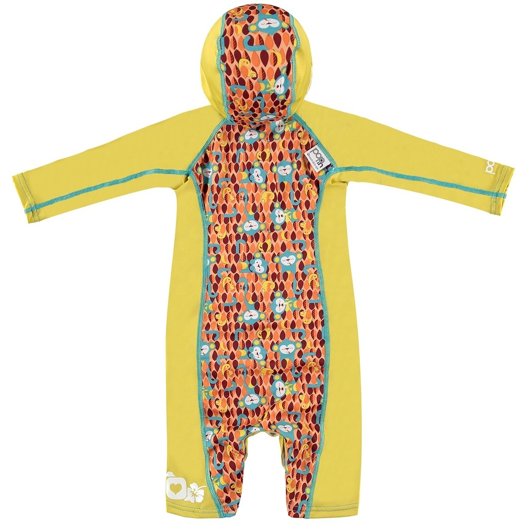 X-Large Pop-in Beach All-in-One Swim Suit Ticky and Bert