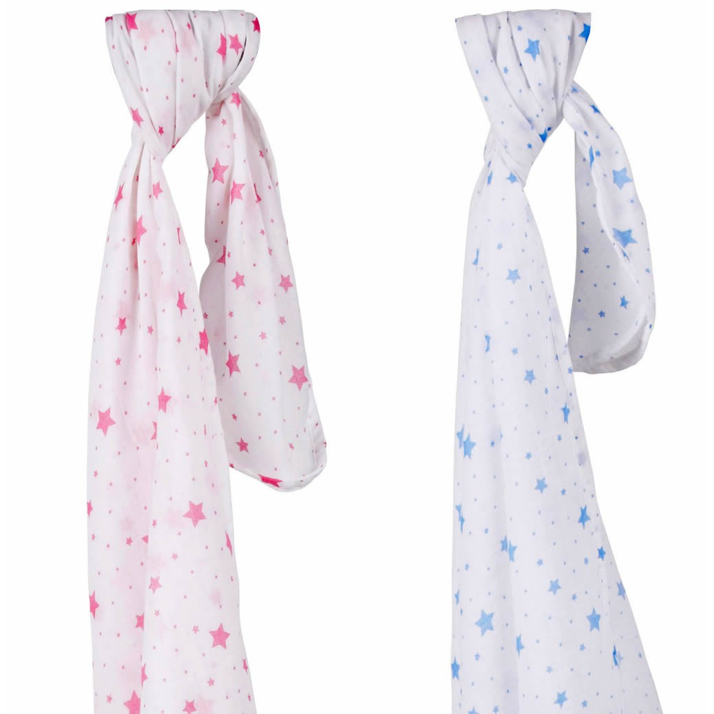 Piccalilly Organic Baby Clothes Organic Cotton Muslin Wrap