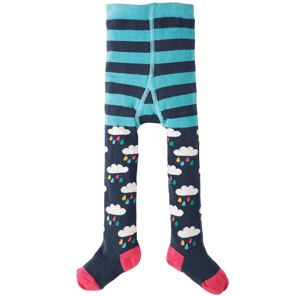 d6eda2727 Frugi Rain Clouds Little Norah Tights