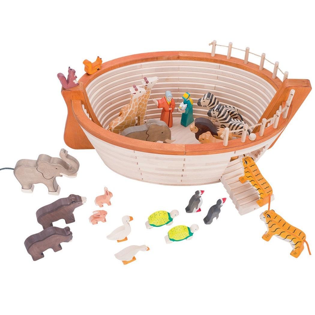 Holztiger Noah 39 S Ark