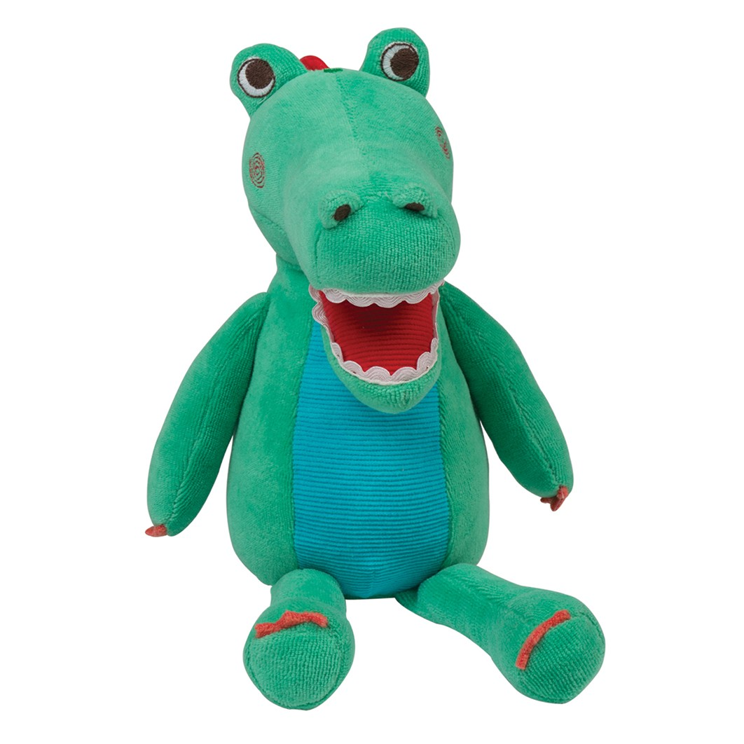 Soft Toys Product : Frugi croc froogli soft toy