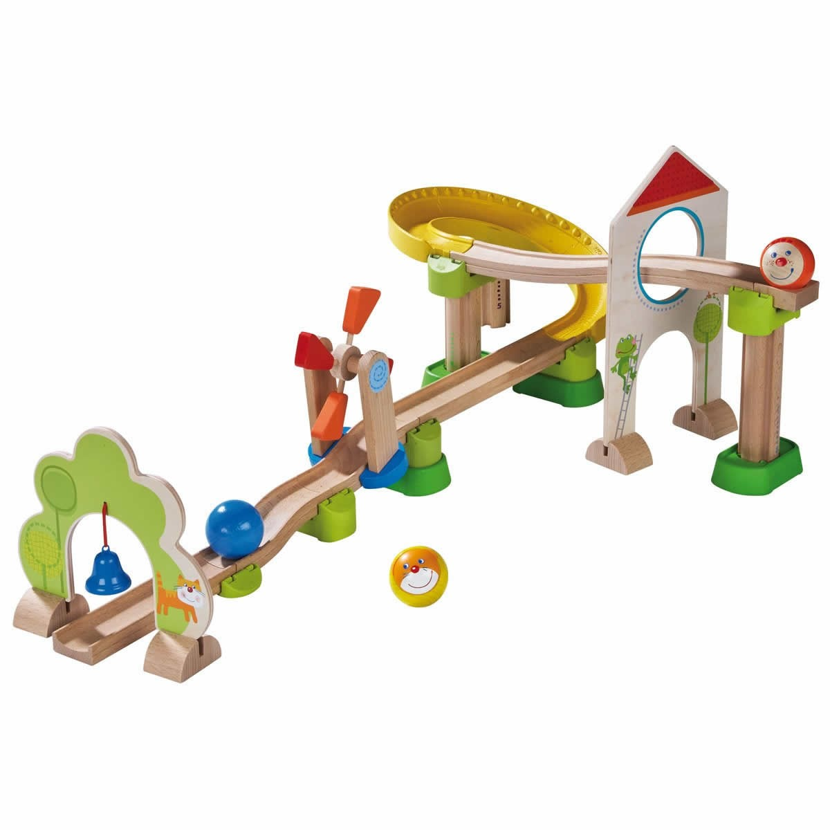 Haba Rollerby Windmill Ball Track