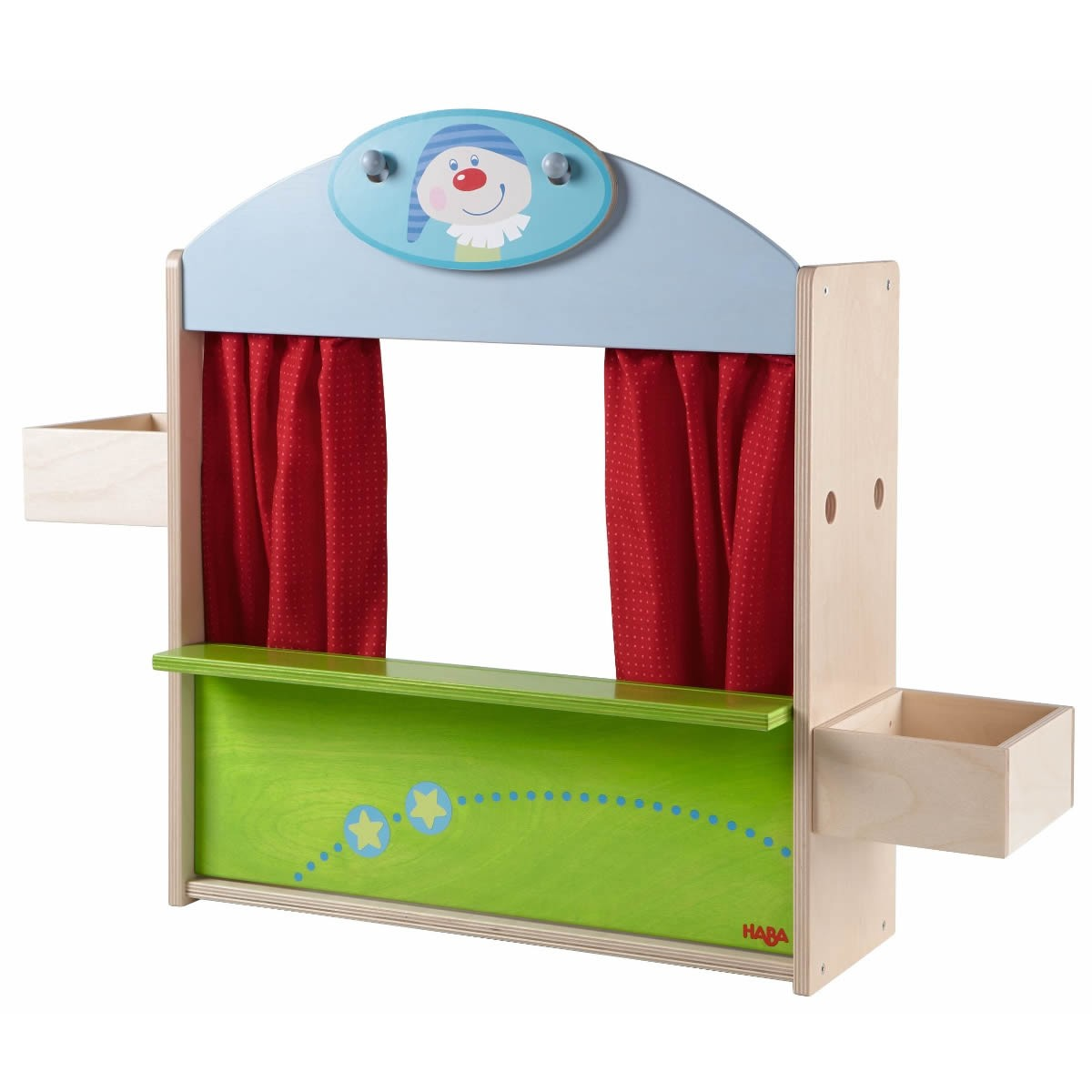 Haba Tabletop Puppet Theatre Amp Shop