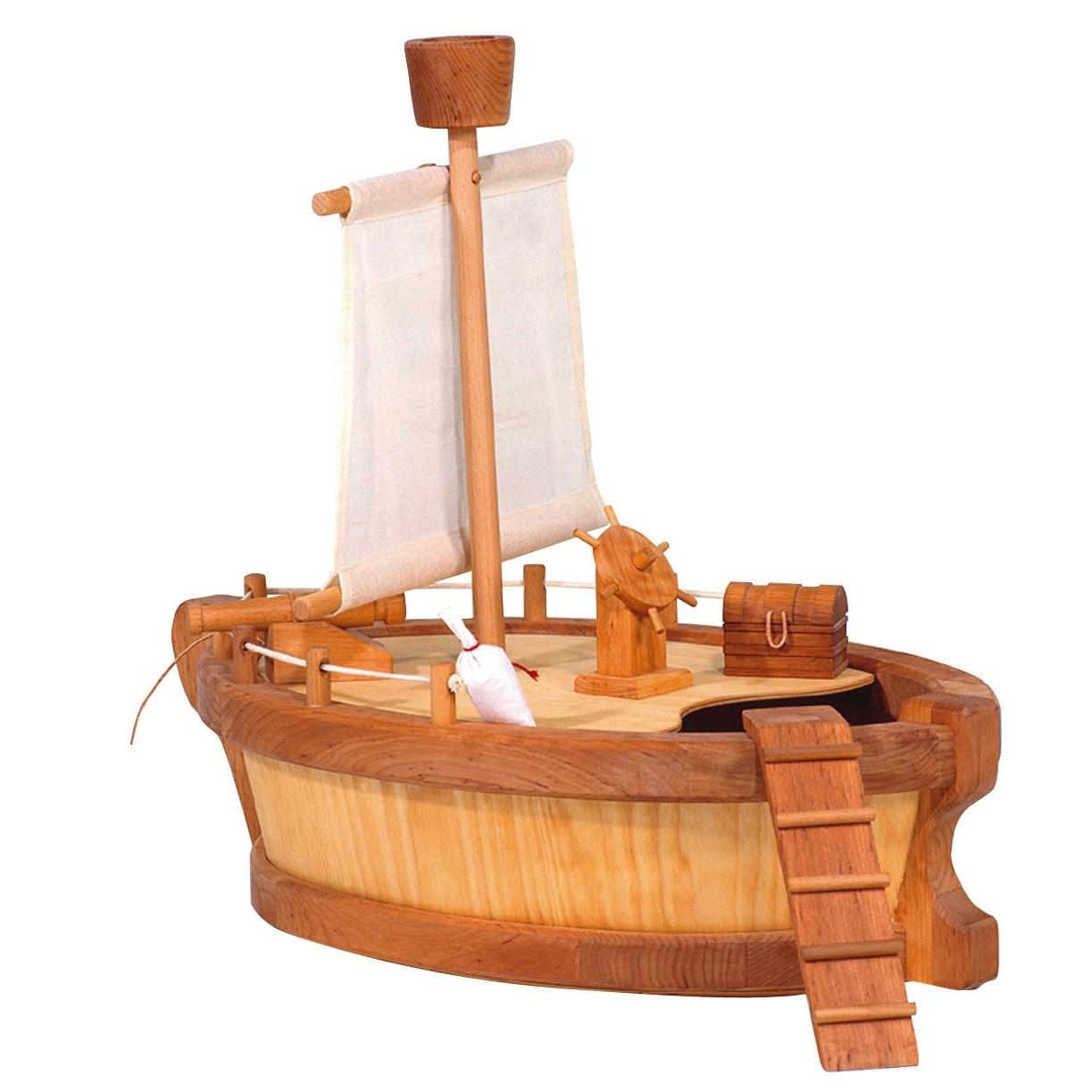 Toys Treasure Boat : Ostheimer treasure chest