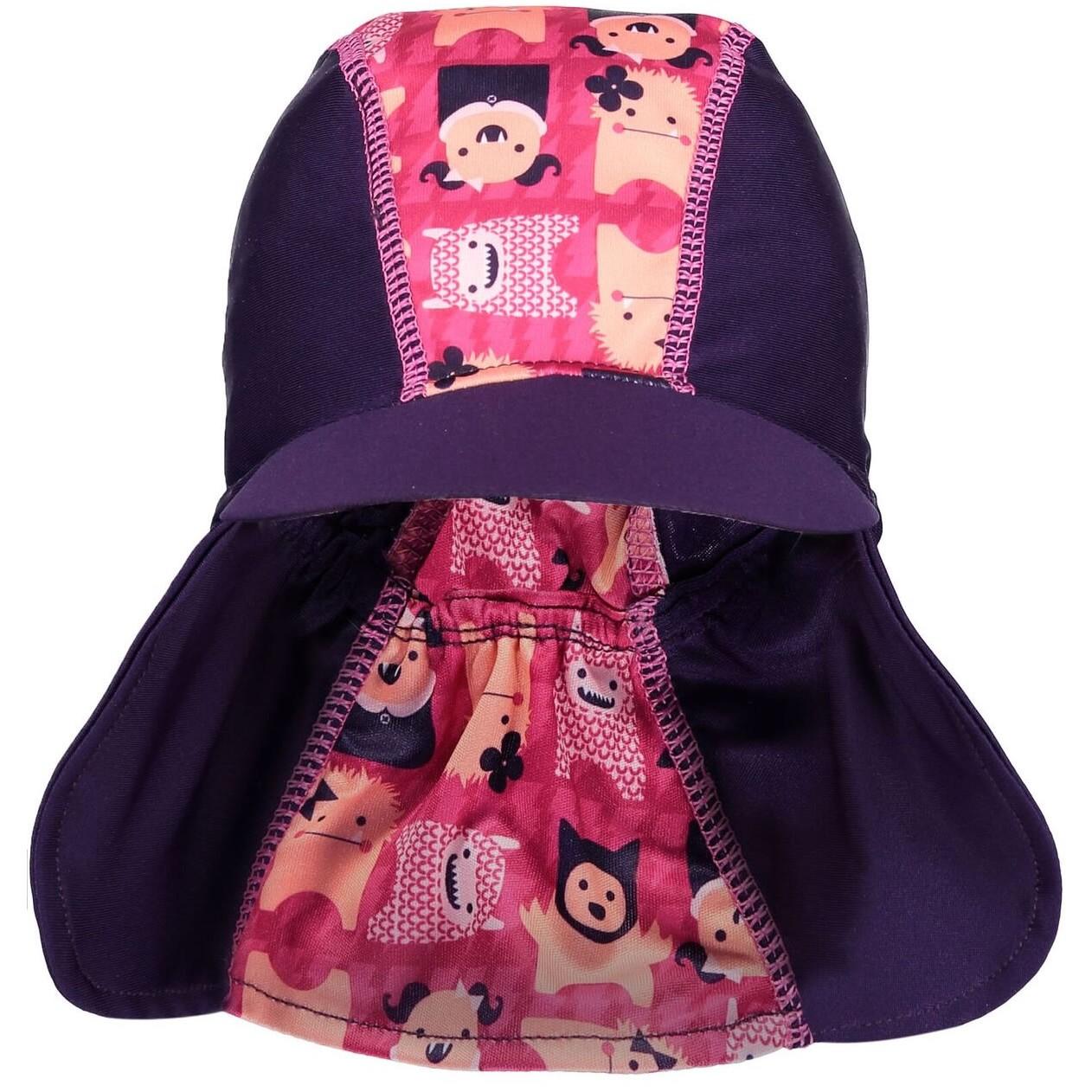 Pop In Edi Monster Sun Hat