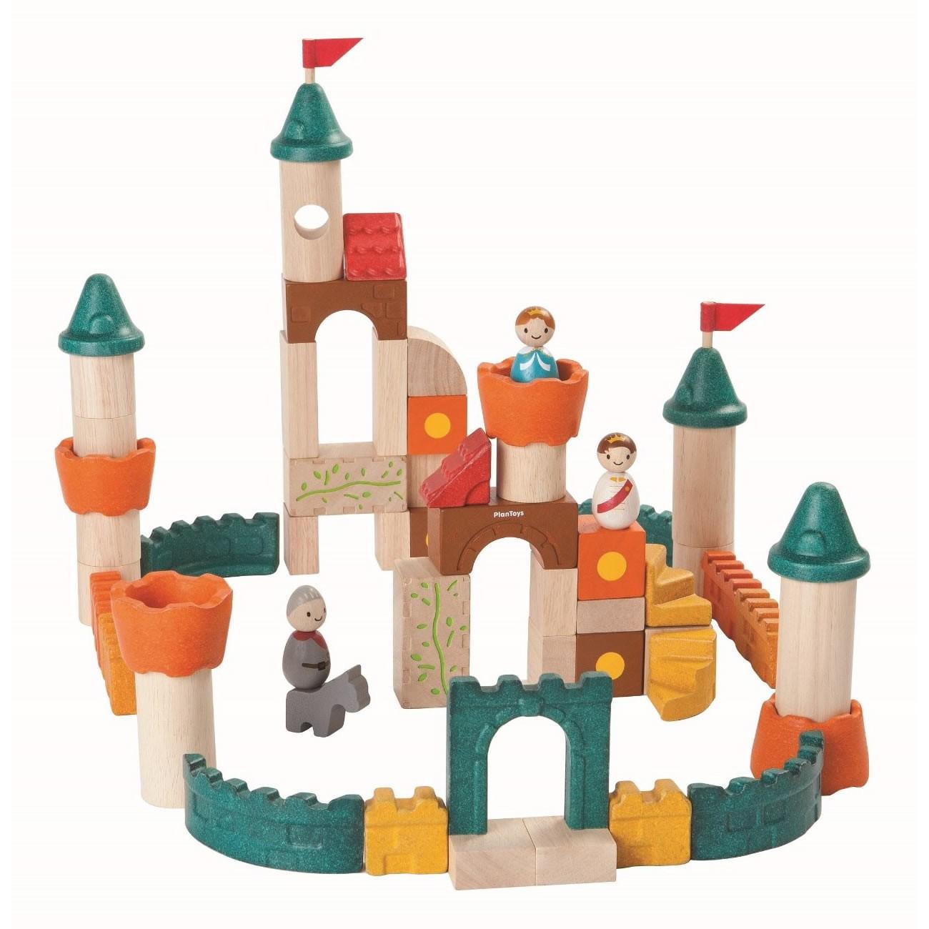 Afbeeldingsresultaat voor plan toys castle