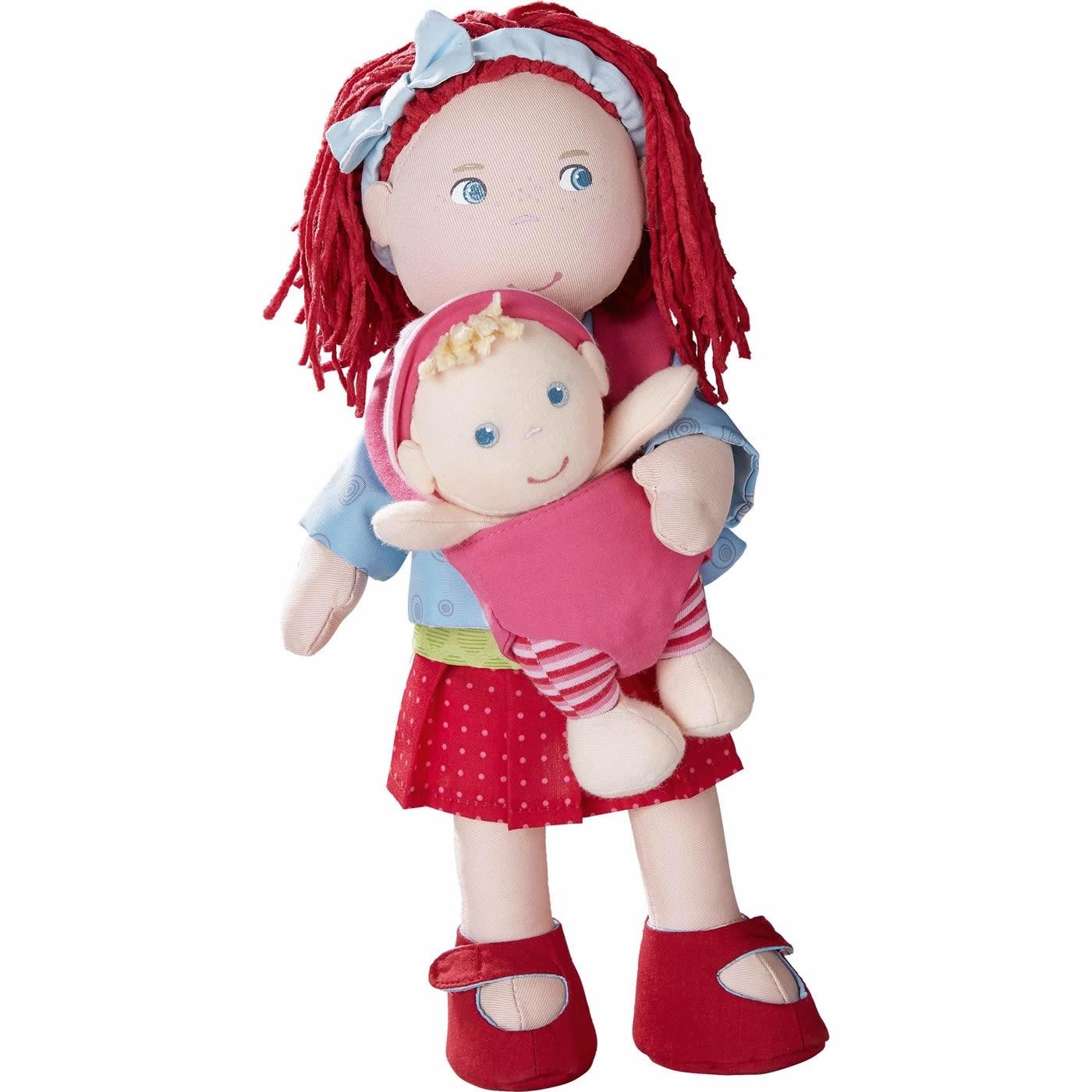 Haba Rubina Babywearing Doll
