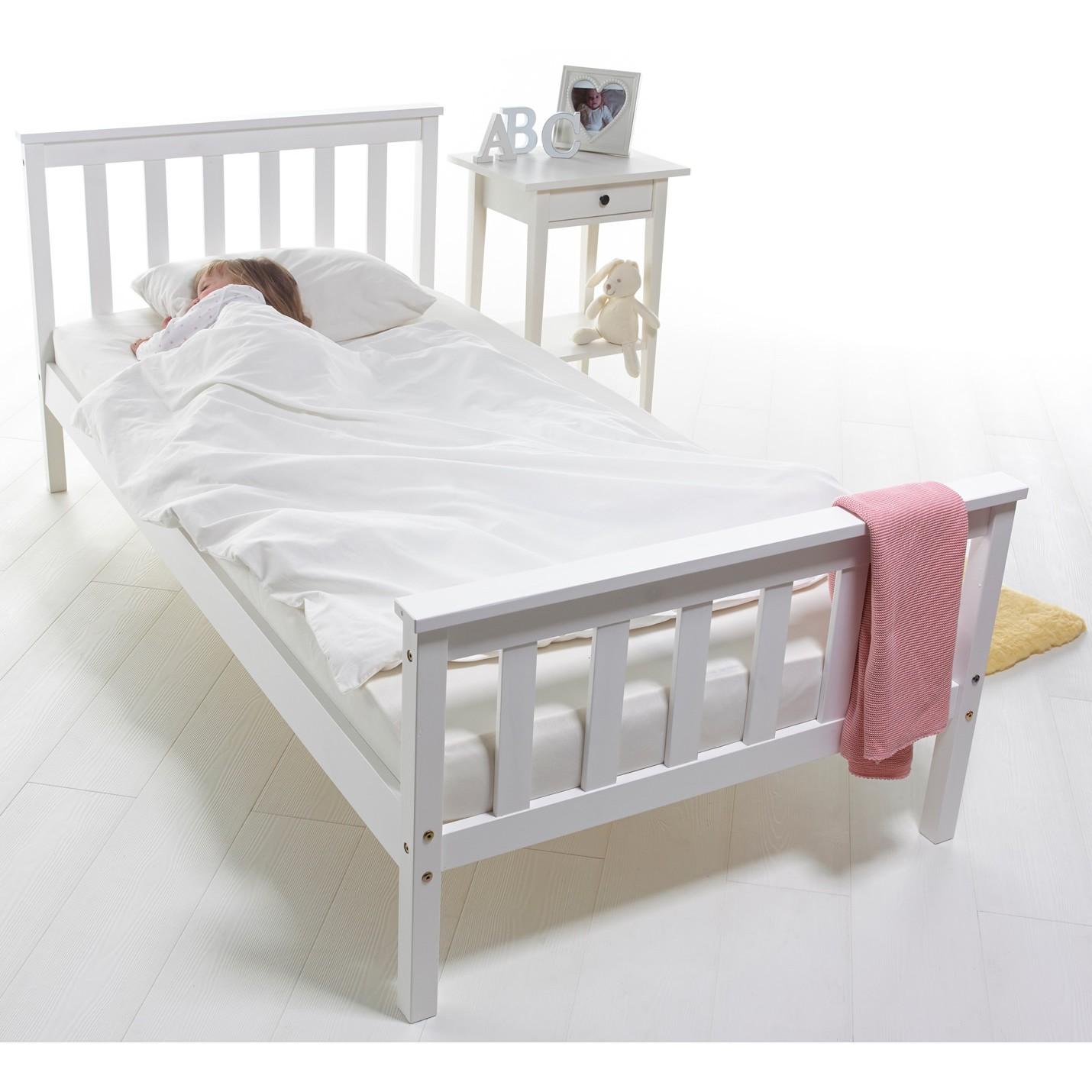 natural junior single mattress 90x200cm. Black Bedroom Furniture Sets. Home Design Ideas