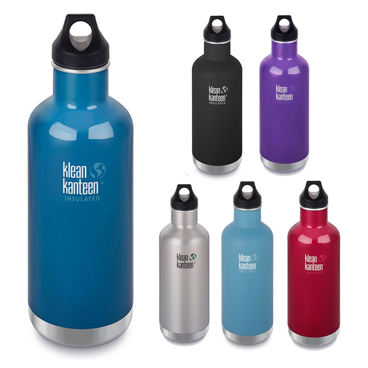 2e93144172 Klean Kanteen 32oz Insulated Classic. Tap to expand