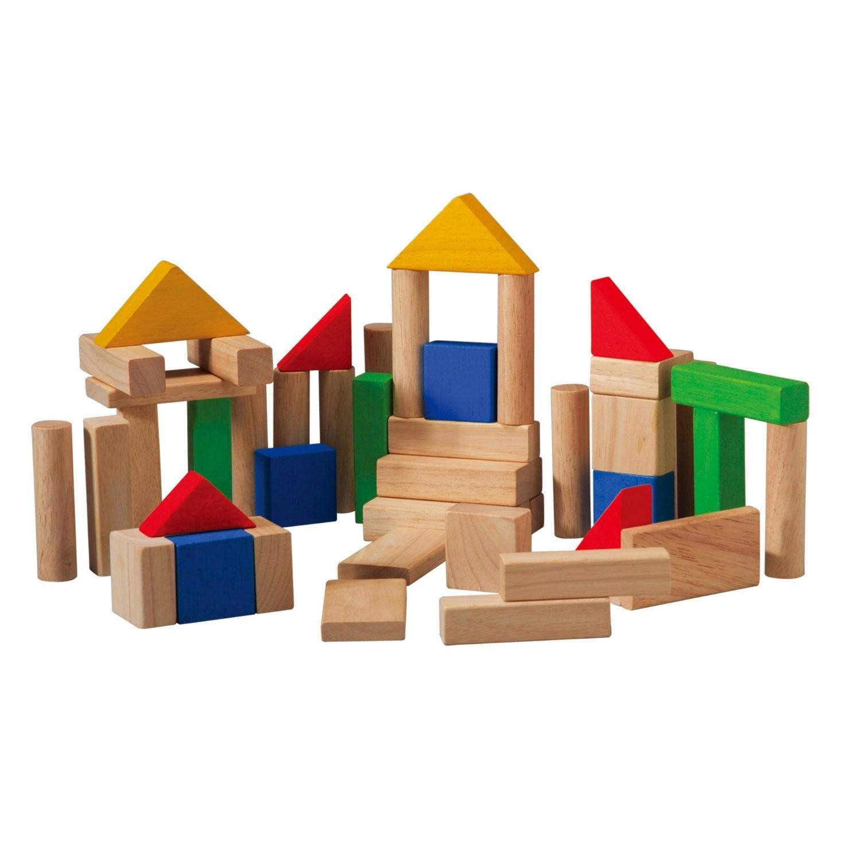 Plan Toys 50 Blocks 5535