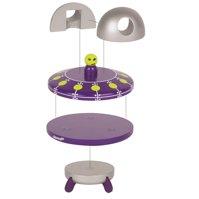 Janod Magnetic UFO
