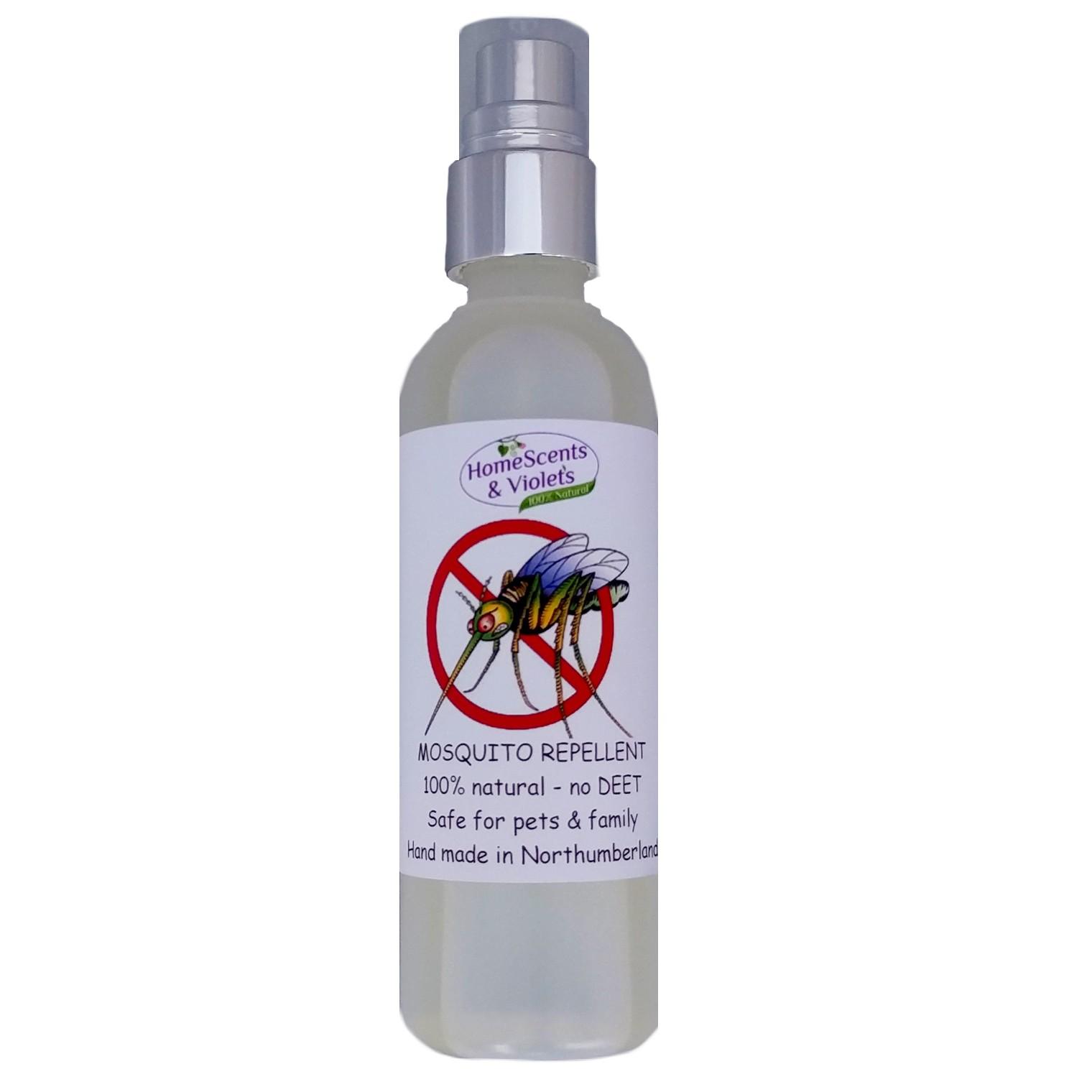 Deet Free Moisquito Spray Homescents