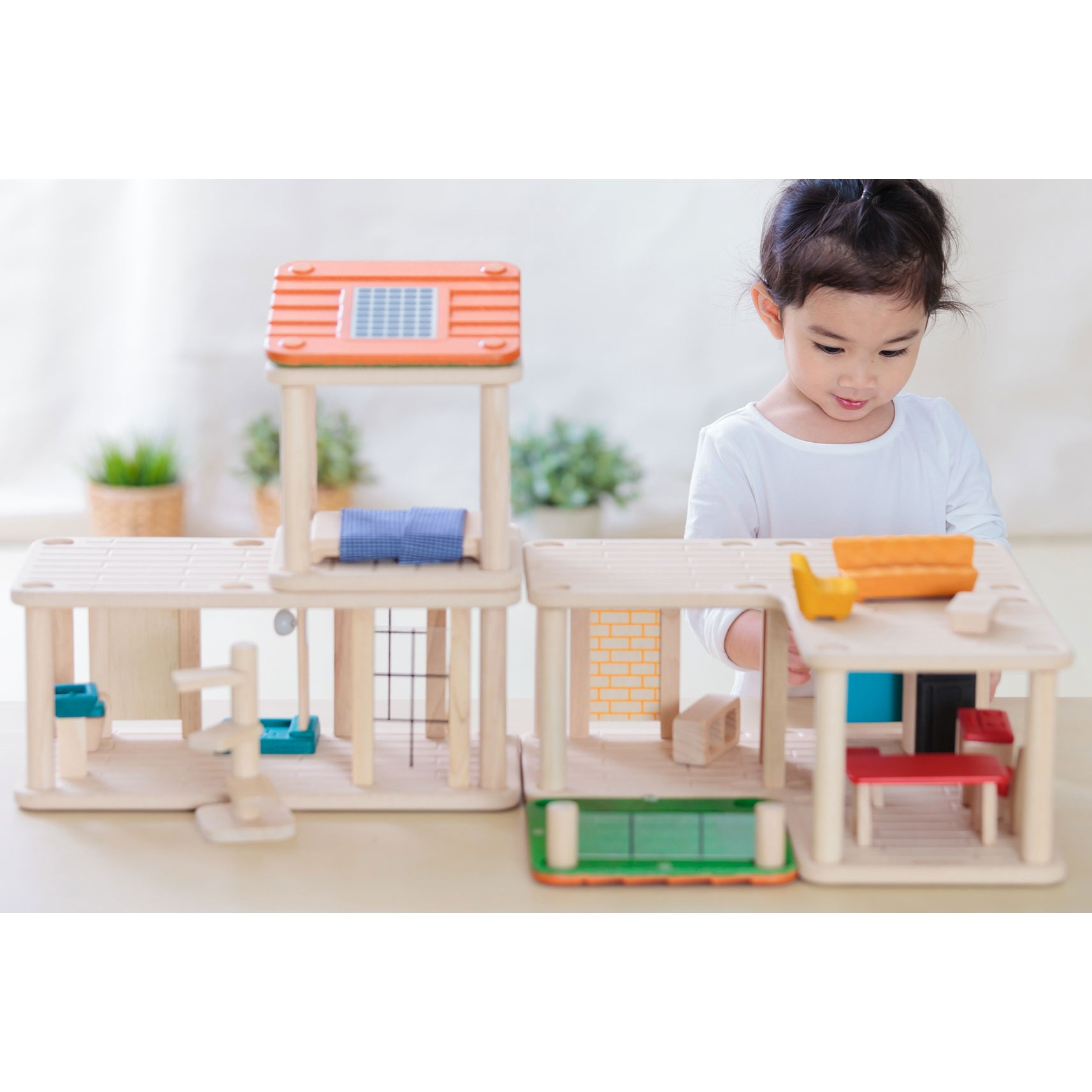 Toys Creative Play House