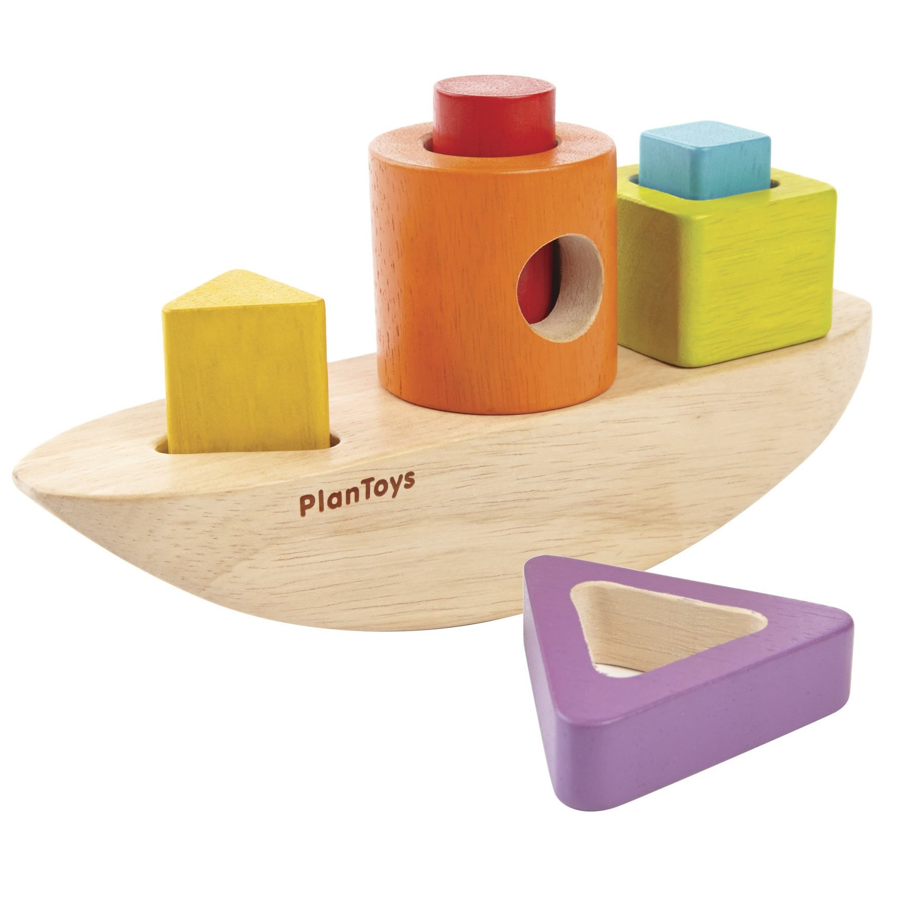 Wooden Toy Plans Catalog : Plan toys sorting boat