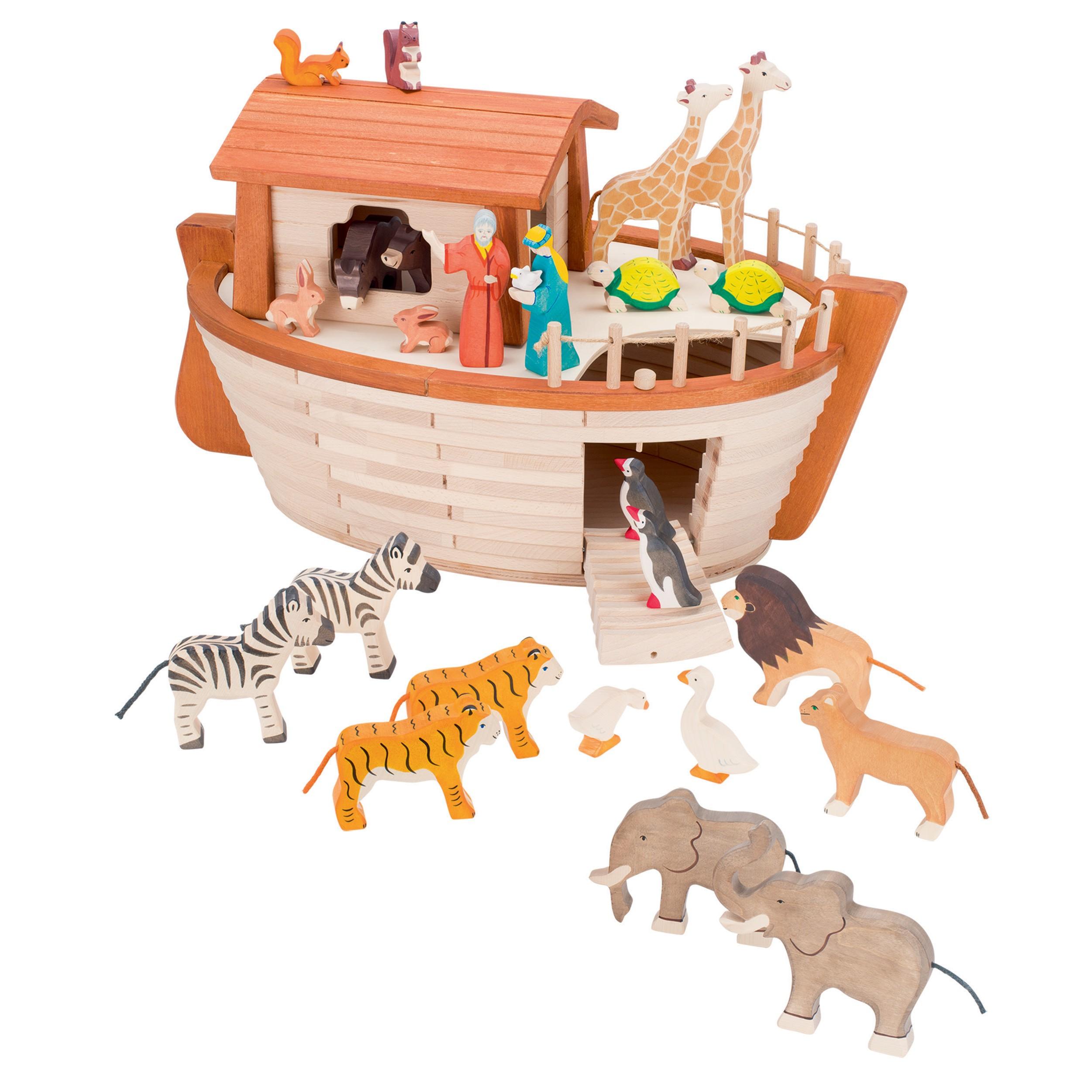 Holztiger Noah S Ark