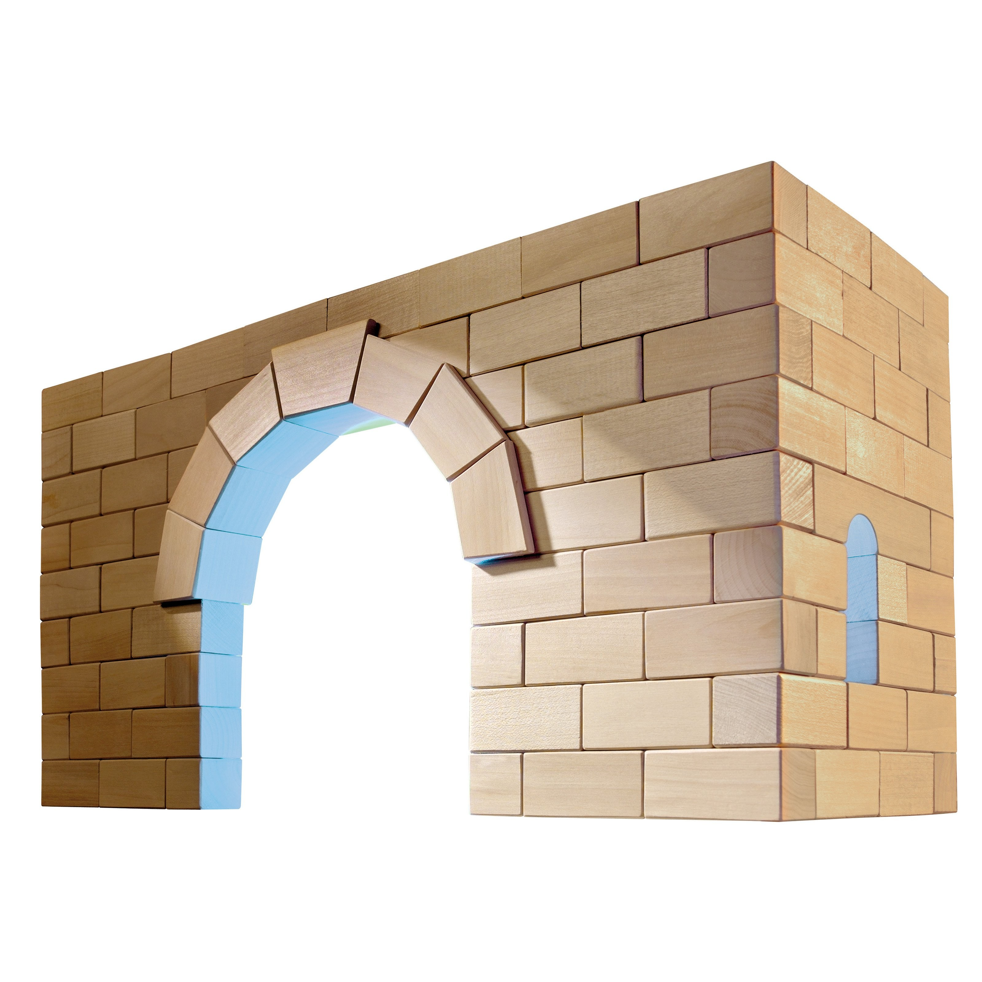 Haba Roman Arch Architectural Building Blocks House Of