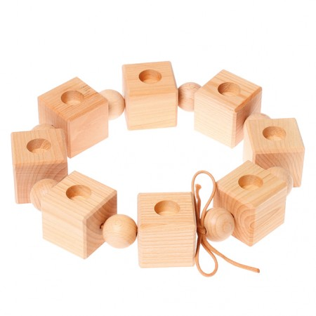 Grimm's Natural Birthday Cubes