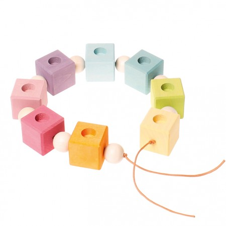 Grimm's Coloured Birthday Cubes