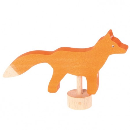 Grimm's Fox Decorative Figure