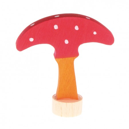 Grimm's Toadstool Decorative Figure