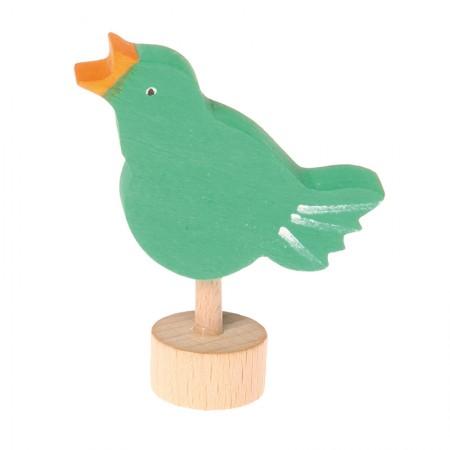 Grimm's Singing Bird Decorative Figure