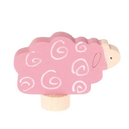 Grimm's Lying Sheep Decorative Figure
