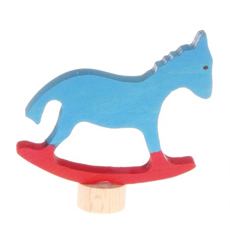 Grimm's Rocking Horse Decorative Figure