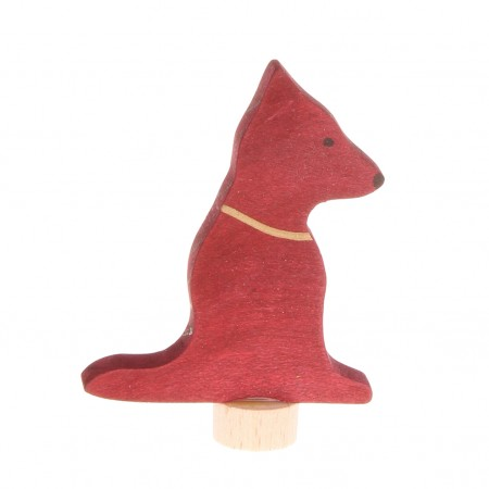 Grimm's Dog Decorative Figure