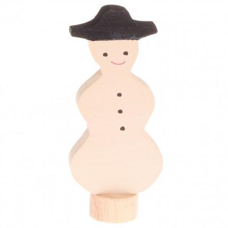 Grimm's Snowman Decorative Figure