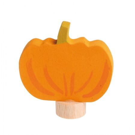 Grimm's Pumpkin Decorative Figure