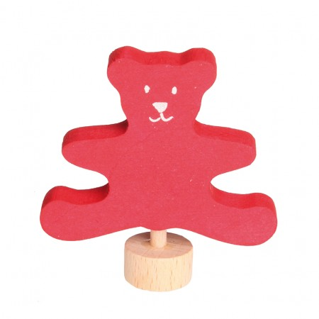 Grimm's Teddy Decorative Figure