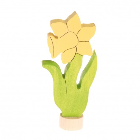 Grimm's Daffodil Decorative Figure