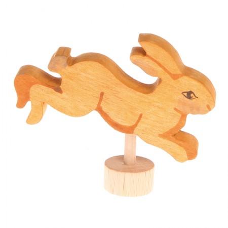 Grimm's Jumping Rabbit Decorative Figure