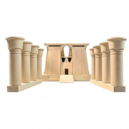 Haba Egyptian Architectural Blocks
