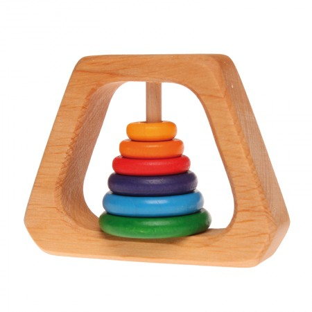 Grimm's Grasping Toy Pyramid