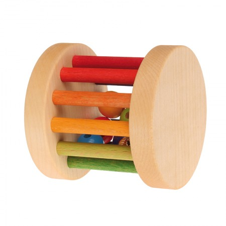 Grimm's Mini Rolling Rainbow Wheel