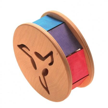 Grimm's Sound & Colour Wheel