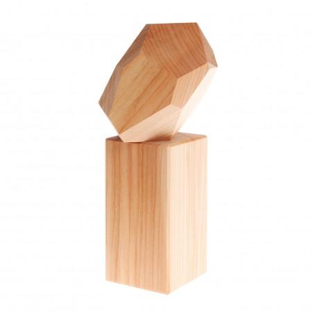 Grimm's Natural Wooden Gem