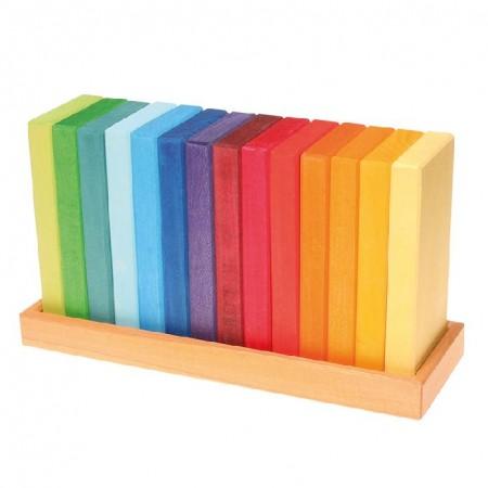 Grimm's Building Set Colour Charts XL