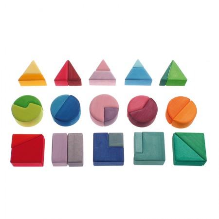 Grimm's Triangle, Square, Circle