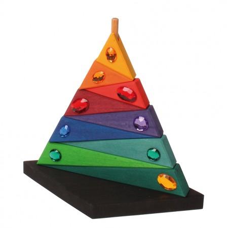 Grimm's Sparkling Pyramid