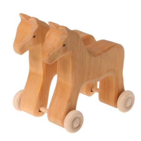 Grimm's Team of Horses