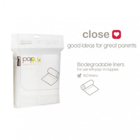 Close Parent 160 Nappy Liners