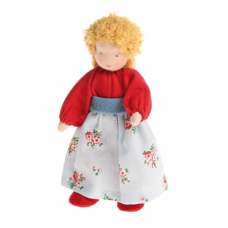 Grimm's Blonde Woman Doll