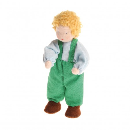 Grimm's Blond Boy Doll