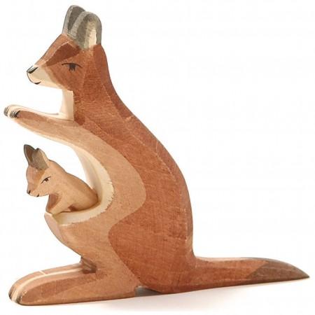 Ostheimer Kangaroo Mother & Baby